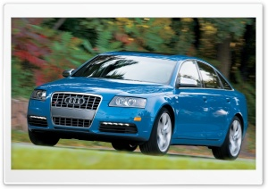 Audi S6 Sedan Car 5 HD Wide Wallpaper for Widescreen