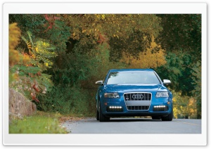 Audi S6 Sedan Car 6 Ultra HD Wallpaper for 4K UHD Widescreen desktop, tablet & smartphone