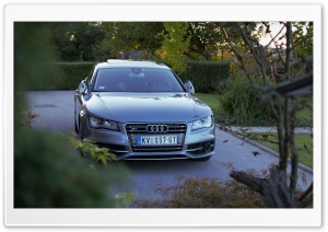 Audi S7 HD Wide Wallpaper for Widescreen