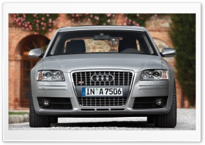 Audi S8 11 HD Wide Wallpaper for Widescreen