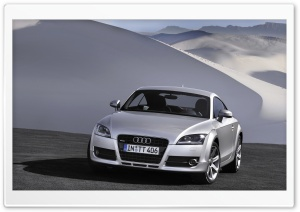 Audi TT Car HD Wide Wallpaper for Widescreen