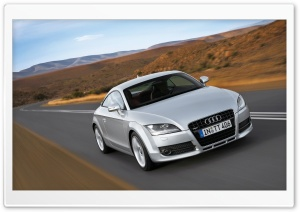 Audi TT Car 2 HD Wide Wallpaper for Widescreen
