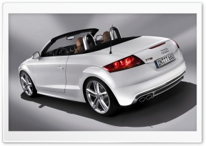 Audi TT Car 21 HD Wide Wallpaper for Widescreen