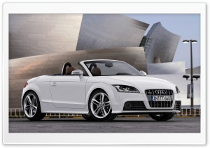 Audi TT Car 22 HD Wide Wallpaper for Widescreen