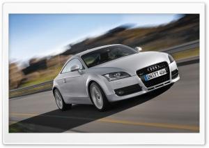 Audi TT Car 3 HD Wide Wallpaper for Widescreen