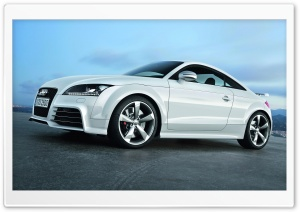 Audi TT RS HD Wide Wallpaper for Widescreen