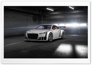 Audi TT Sports Car Ultra HD Wallpaper for 4K UHD Widescreen desktop, tablet & smartphone