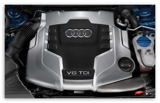 Audi V6 TDI Engine HD wallpaper for Wide 16:10 5:3 Widescreen WHXGA WQXGA WUXGA WXGA WGA ; HD 16:9 High Definition WQHD QWXGA 1080p 900p 720p QHD nHD ; Mobile 5:3 16:9 - WGA WQHD QWXGA 1080p 900p 720p QHD nHD ;