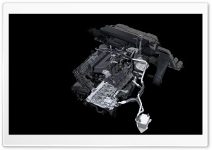 Audi V8 FSI Engine 1 HD Wide Wallpaper for Widescreen