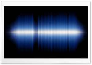 Audio Sound Wave HD Wide Wallpaper for Widescreen