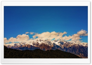 Auli Bugyal HD Wide Wallpaper for Widescreen