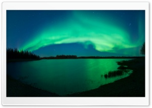 Aurora HD Wide Wallpaper for Widescreen
