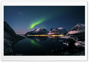 Aurora HD Wide Wallpaper for 4K UHD Widescreen desktop & smartphone