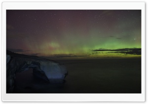 Aurora Australis HD Wide Wallpaper for Widescreen