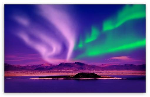 Aurora Borealis Ultra Hd Desktop Background Wallpaper For 4k