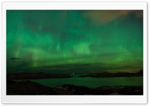 Aurora Borealis - Norway HD Wide Wallpaper for 4K UHD Widescreen desktop & smartphone