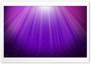 Aurora Burst Purple HD Wide Wallpaper for Widescreen