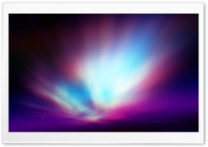 Aurora Mac HD Wide Wallpaper for Widescreen