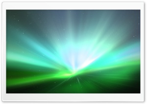 Aurora Reloaded Mint HD Wide Wallpaper for Widescreen
