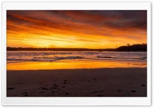 Australian Sunset Ultra HD Wallpaper for 4K UHD Widescreen desktop, tablet & smartphone