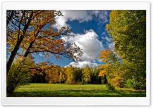 Autumn Afternoon HD Wide Wallpaper for Widescreen