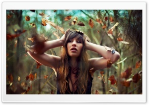 Autumn Depression HD Wide Wallpaper for Widescreen