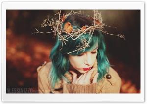 Autumn Fairytale HD Wide Wallpaper for 4K UHD Widescreen desktop & smartphone