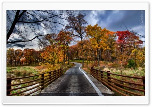 Autumn Fall HD Wide Wallpaper for Widescreen