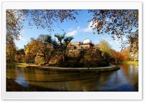 Autumn, Utrecht HD Wide Wallpaper for 4K UHD Widescreen desktop & smartphone