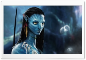Avatar 2 Ultra HD Wallpaper for 4K UHD Widescreen desktop, tablet & smartphone