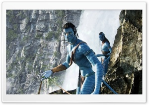 Avatar 2009 Movie HD Wide Wallpaper for 4K UHD Widescreen desktop & smartphone
