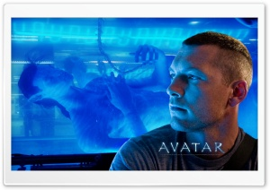 Avatar 2009 Movie 5 HD Wide Wallpaper for 4K UHD Widescreen desktop & smartphone