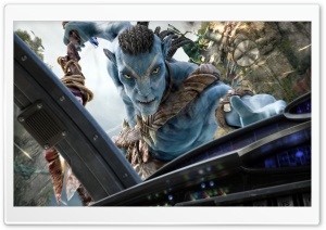 Avatar 2009 Movie HD Wide Wallpaper for Widescreen