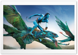 Avatar 2 Movie 2021 Ultra HD Wallpaper for 4K UHD Widescreen desktop, tablet & smartphone