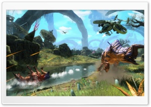 Avatar 3D 2009 Game Screenshot 2 HD Wide Wallpaper for Widescreen