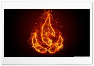 Avatar Fire Nation HD Wide Wallpaper for Widescreen