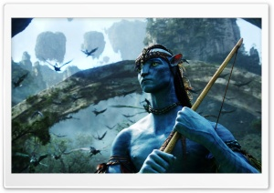 Avatar Movie Ultra HD Wallpaper for 4K UHD Widescreen desktop, tablet & smartphone