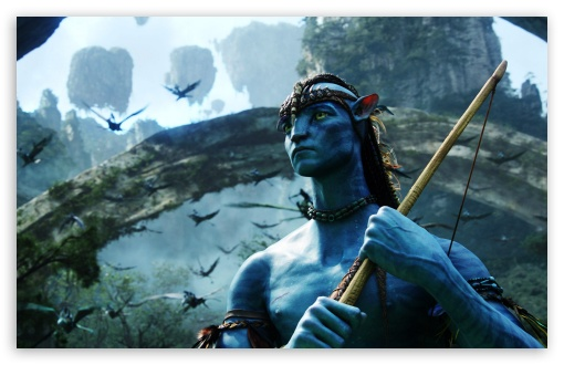 Avatar Movie HD wallpaper for Standard 4:3 5:4 Fullscreen UXGA XGA SVGA QSXGA SXGA ; Wide 16:10 5:3 Widescreen WHXGA WQXGA WUXGA WXGA WGA ; HD 16:9 High Definition WQHD QWXGA 1080p 900p 720p QHD nHD ; Other 3:2 DVGA HVGA HQVGA devices ( Apple PowerBook G4 iPhone 4 3G 3GS iPod Touch ) ; Mobile VGA WVGA iPhone iPad PSP Phone - VGA QVGA Smartphone ( PocketPC GPS iPod Zune BlackBerry HTC Samsung LG Nokia Eten Asus ) WVGA WQVGA Smartphone ( HTC Samsung Sony Ericsson LG Vertu MIO ) HVGA Smartphone ( Apple iPhone iPod BlackBerry HTC Samsung Nokia ) Sony PSP Zune HD Zen ; Tablet 2 ;
