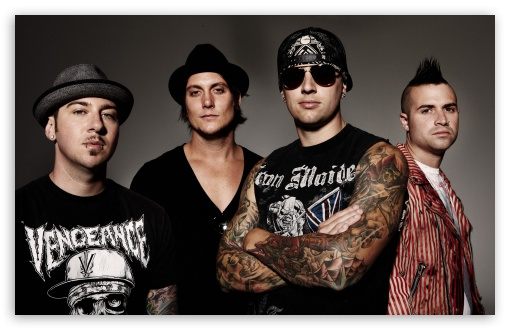 Avenged Sevenfold HD wallpaper for Wide 16:10 5:3 Widescreen WHXGA WQXGA WUXGA WXGA WGA ; Standard 3:2 Fullscreen DVGA HVGA HQVGA devices ( Apple PowerBook G4 iPhone 4 3G 3GS iPod Touch ) ; Mobile 5:3 3:2 16:9 - WGA DVGA HVGA HQVGA devices ( Apple PowerBook G4 iPhone 4 3G 3GS iPod Touch ) WQHD QWXGA 1080p 900p 720p QHD nHD ;