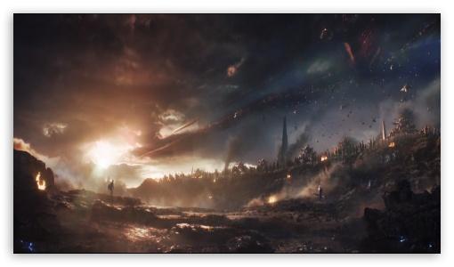Avengers End Game Final Battle UltraHD Wallpaper for 8K UHD TV 16:9 Ultra High Definition 2160p 1440p 1080p 900p 720p ; Mobile 16:9 - 2160p 1440p 1080p 900p 720p ;