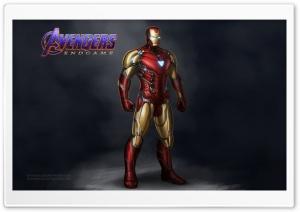 Avengers Endgame Iron Man Mark 85 Ultra HD Wallpaper for 4K UHD Widescreen desktop, tablet & smartphone