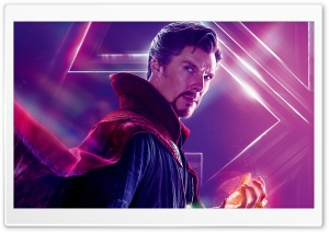 Avengers Infinity War 2018 Movie Doctor Strange HD Wide Wallpaper for 4K UHD Widescreen desktop & smartphone