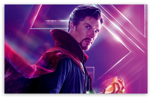 Avengers Infinity War 2018 Movie Doctor Strange 4k Hd Desktop