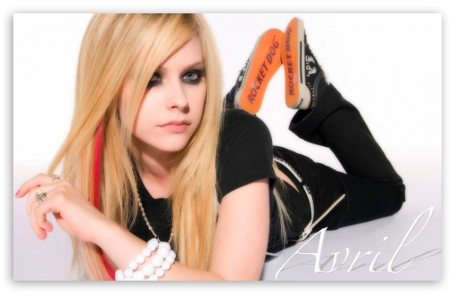 Avril Lavigne HD wallpaper for Wide 16:10 5:3 Widescreen WHXGA WQXGA WUXGA WXGA WGA ; HD 16:9 High Definition WQHD QWXGA 1080p 900p 720p QHD nHD ; Mobile 5:3 16:9 - WGA WQHD QWXGA 1080p 900p 720p QHD nHD ;