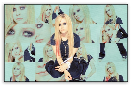 Avril Lavigne HD wallpaper for Wide 16:10 Widescreen WHXGA WQXGA WUXGA WXGA ;