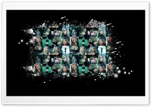 Avril Lavigne HD Wide Wallpaper for Widescreen