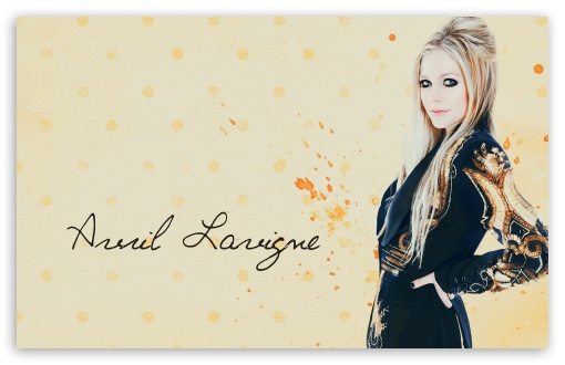 Avril Lavigne HD wallpaper for Wide 16:10 5:3 Widescreen WHXGA WQXGA WUXGA WXGA WGA ; HD 16:9 High Definition WQHD QWXGA 1080p 900p 720p QHD nHD ; Standard 4:3 3:2 Fullscreen UXGA XGA SVGA DVGA HVGA HQVGA devices ( Apple PowerBook G4 iPhone 4 3G 3GS iPod Touch ) ; iPad 1/2/Mini ; Mobile 4:3 5:3 3:2 16:9 - UXGA XGA SVGA WGA DVGA HVGA HQVGA devices ( Apple PowerBook G4 iPhone 4 3G 3GS iPod Touch ) WQHD QWXGA 1080p 900p 720p QHD nHD ;
