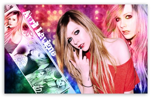 Avril Lavigne Colorful Background HD wallpaper for Wide 16:10 5:3 Widescreen WHXGA WQXGA WUXGA WXGA WGA ; HD 16:9 High Definition WQHD QWXGA 1080p 900p 720p QHD nHD ; Standard 3:2 Fullscreen DVGA HVGA HQVGA devices ( Apple PowerBook G4 iPhone 4 3G 3GS iPod Touch ) ; Mobile 5:3 3:2 16:9 - WGA DVGA HVGA HQVGA devices ( Apple PowerBook G4 iPhone 4 3G 3GS iPod Touch ) WQHD QWXGA 1080p 900p 720p QHD nHD ;