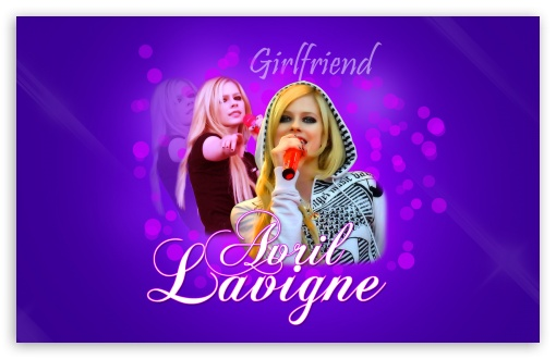 Avril Lavigne Girlfriend HD wallpaper for Standard 4:3 5:4 Fullscreen UXGA XGA SVGA QSXGA SXGA ; Wide 16:10 5:3 Widescreen WHXGA WQXGA WUXGA WXGA WGA ; HD 16:9 High Definition WQHD QWXGA 1080p 900p 720p QHD nHD ; Other 3:2 DVGA HVGA HQVGA devices ( Apple PowerBook G4 iPhone 4 3G 3GS iPod Touch ) ; Mobile VGA WVGA iPhone iPad PSP Phone - VGA QVGA Smartphone ( PocketPC GPS iPod Zune BlackBerry HTC Samsung LG Nokia Eten Asus ) WVGA WQVGA Smartphone ( HTC Samsung Sony Ericsson LG Vertu MIO ) HVGA Smartphone ( Apple iPhone iPod BlackBerry HTC Samsung Nokia ) Sony PSP Zune HD Zen ; Tablet 2 ;
