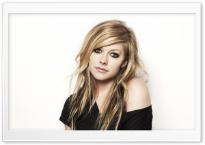Avril Lavigne Goodbye Lullaby HD Wide Wallpaper for Widescreen